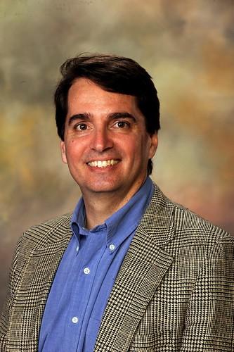 Former Auburn University professor Francis Robicheaux is pictured.