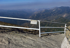 stay inside... Moro Rock  Sequoia NP