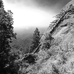 Sequoia National Park... Moro Rock