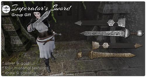 ^AH^ Imperator's Sword Gift