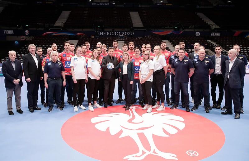 Bewerbung für Frauen-Handball-EM 2024