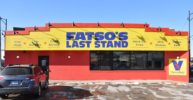 Fatso's Last Stand- New Northside Location
