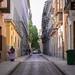 morning, granada streets