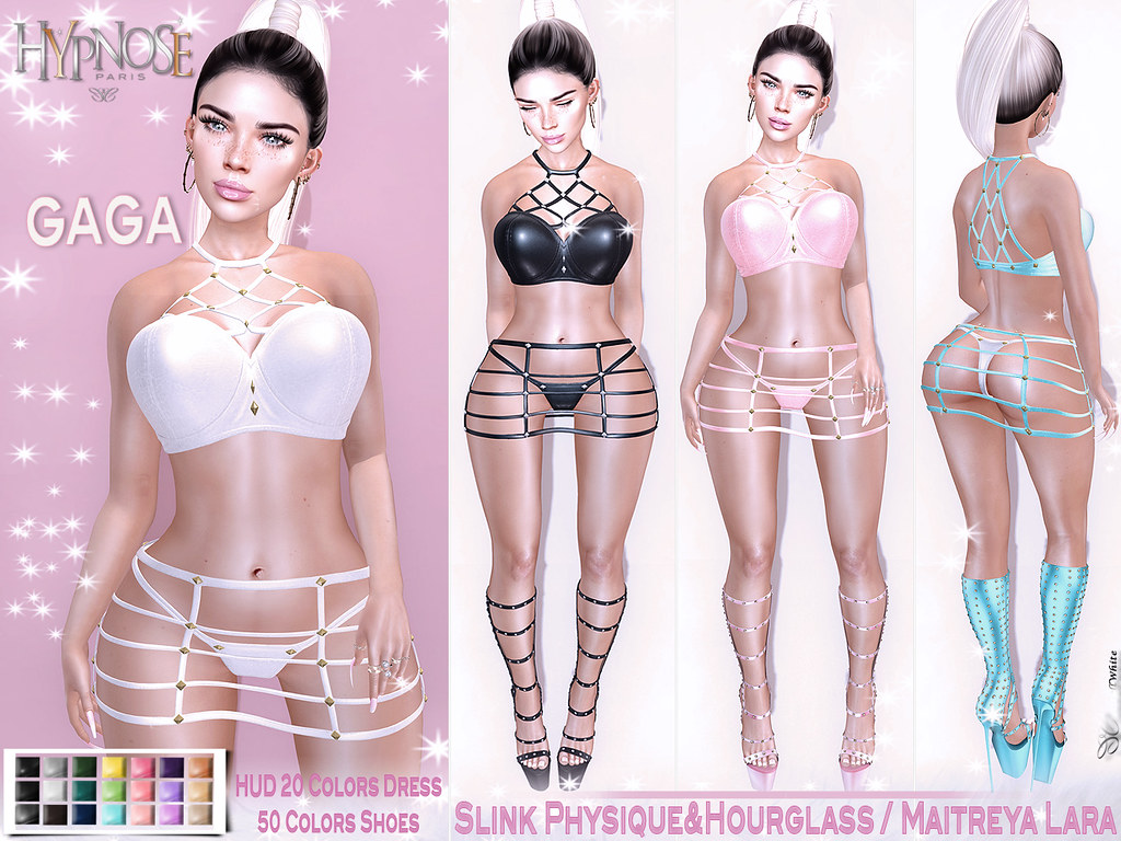 HYPNOSE – GAGA OUTFIT