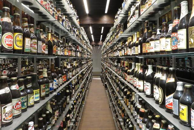 I want beer, lots of beer... The Carlsberg Museum, Copenhagen