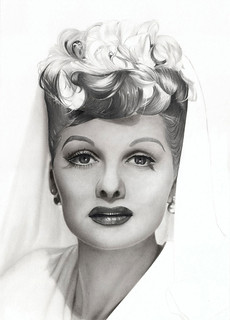 Charcoal Drawings Queen