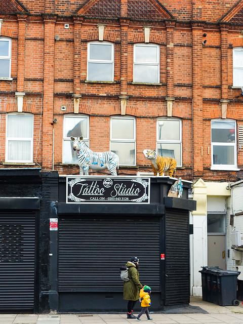 Tattoo Studio, Lee High Road, Lewisham