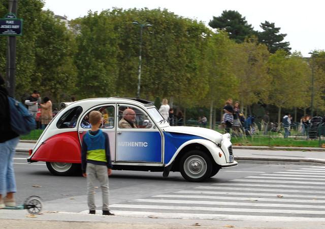 Citroën 2CV 6