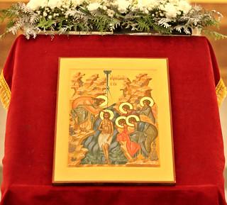 19.01.2020 | Праздник Крещения Господня в Юрьево монастыре
