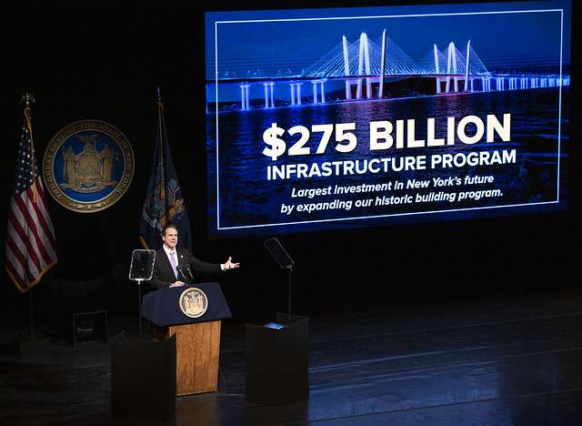 Governor Cuomo outlines full-plan for spending in 2020