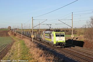 185 532-9 Captrain Hemsdorf 21.01.2020