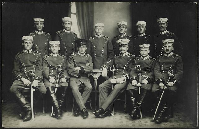 ArchivV53 Soldaten, 1910er