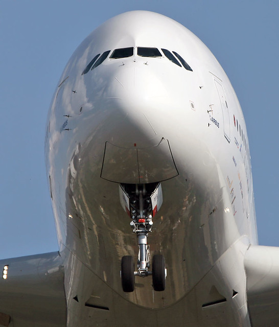 F-WWOW Airbus A380