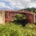 "<p><a href=""https://www.flickr.com/people/cspurway/"">Carol Spurway</a> posted a photo:</p>  <p><a href=""https://www.flickr.com/photos/cspurway/49420657542/"" title=""Iron Bridge viewed from walkway""><img src=""https://live.staticflickr.com/65535/49420657542_6502c5ea81_m.jpg"" width=""240"" height=""160"" alt=""Iron Bridge viewed from walkway"" /></a></p>"