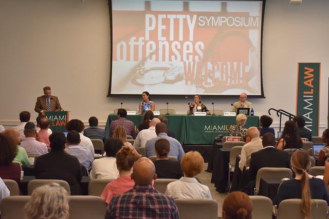 Petty Offenses Symposium