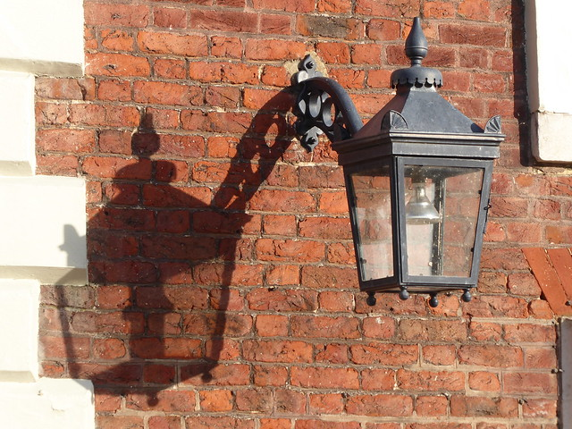 Lamp & Shadow, Ham House, London