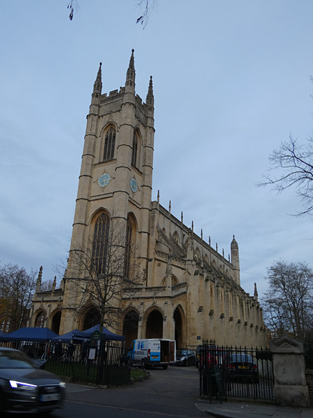 église Chelsea