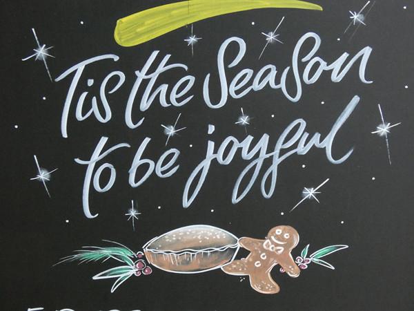 tis the season to be joyful