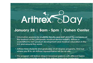 ARTHREX DAY AT FGCU