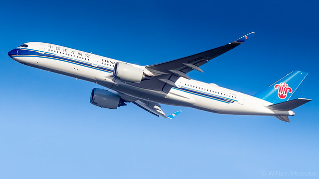Airbus A350-941 B-30C0 China Southern Airlines