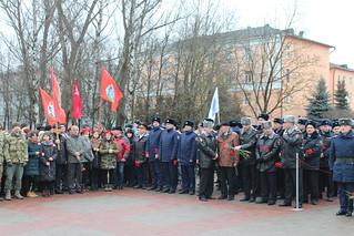 20.01.2020 | Митинг в честь Дня освобождения Новгорода