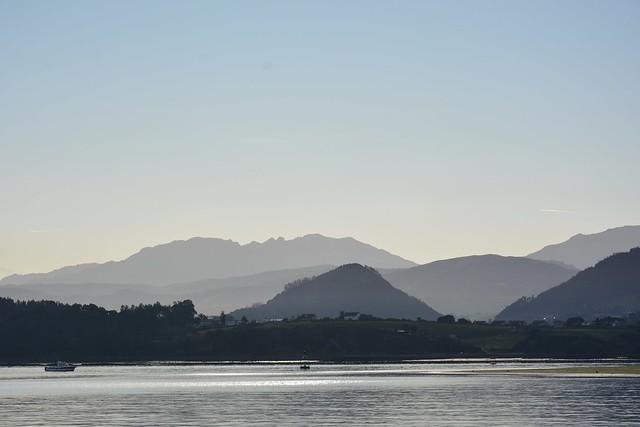 Bahía de Santander. El otro lado.