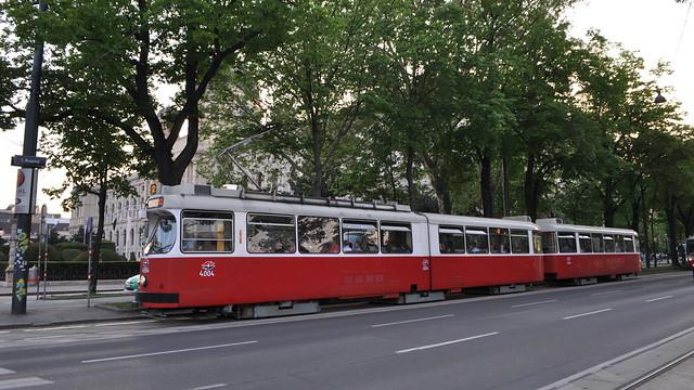 2018-04-28 Wien Tramway Nr.4004