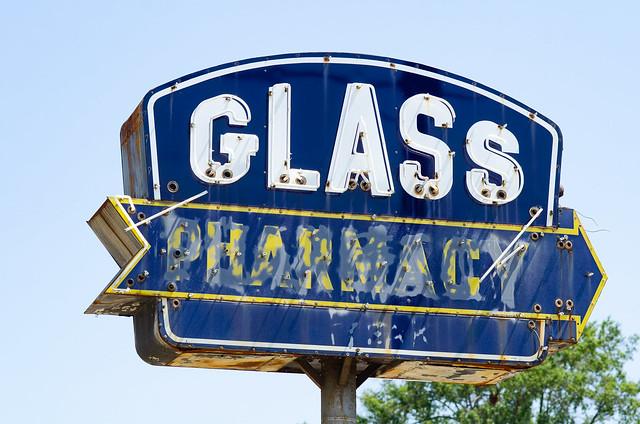 Glass Pharmacy