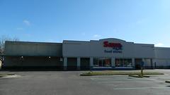 Church Street Crossing Shopping Center stores
