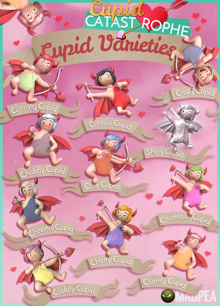 MadPea's Cupid Catastrophe!