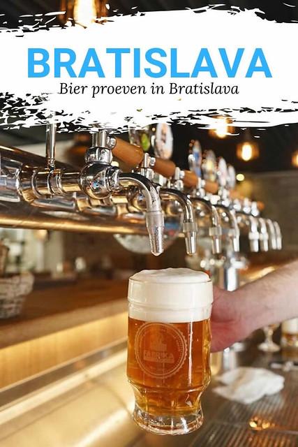 Bier Bratislava | Ga bier proeven bij de leukste brouwerijen en cafés in Bratislava