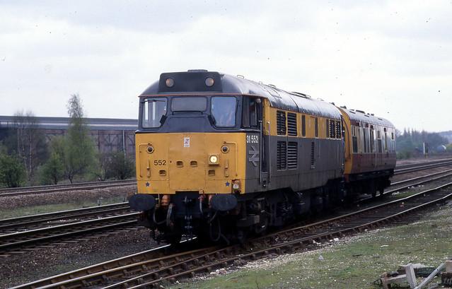 31 552 in Dutch livery