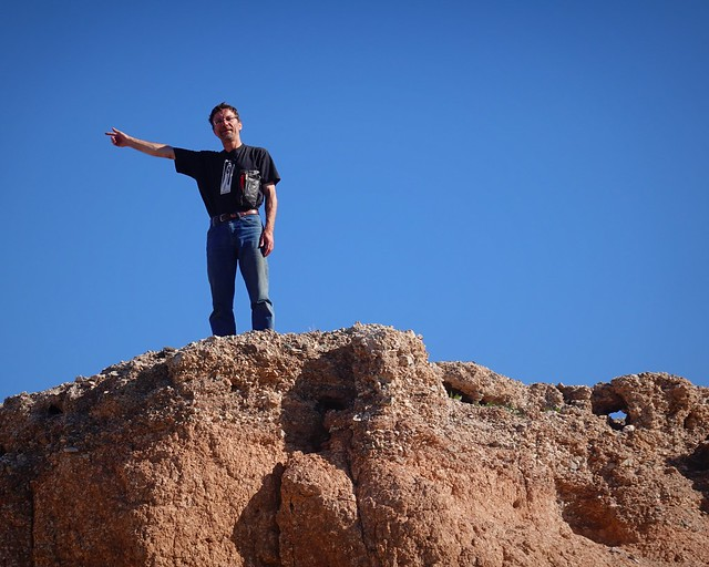 Me on top of Bluff SR602100