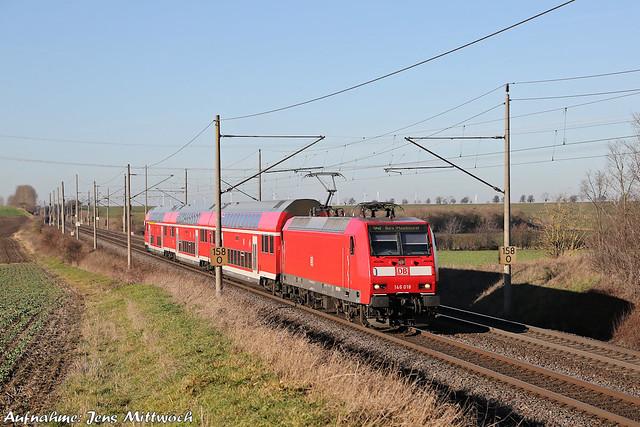 146 018-7 Hemsdorf 21.01.2020