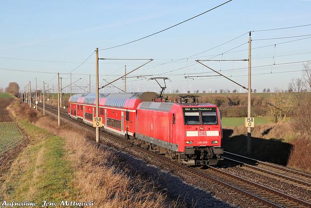 146 009-6 Hemsdorf 21.01.2020