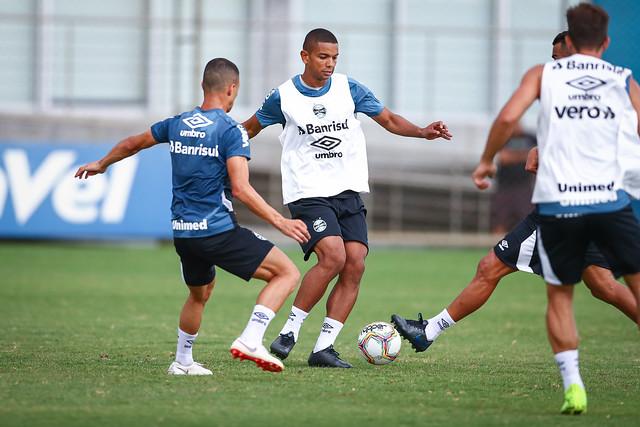 Treino Grêmio 21/01/2020