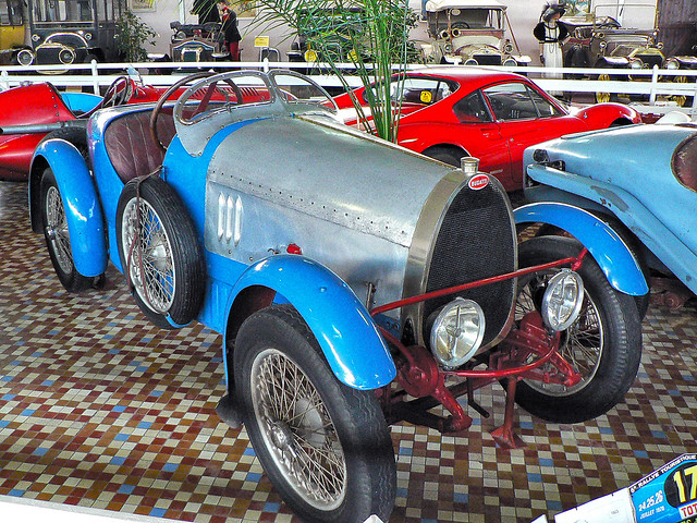 Bugatti Brescia 1923 (1000981)