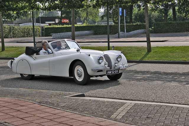 Jaguar XK 120 1954 (1962)