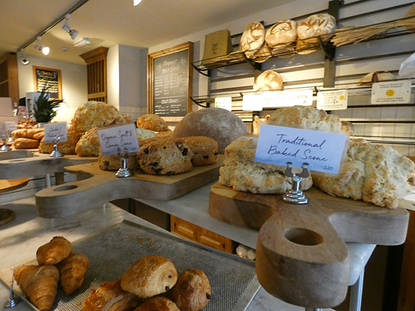 au pain quotidien