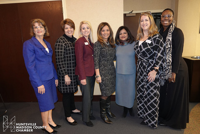 Women Who Lead: Moving the Needle