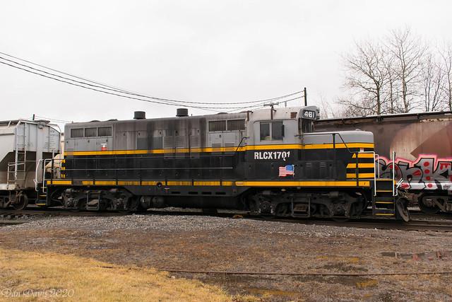 Belt Railway of... Mount Pocono?