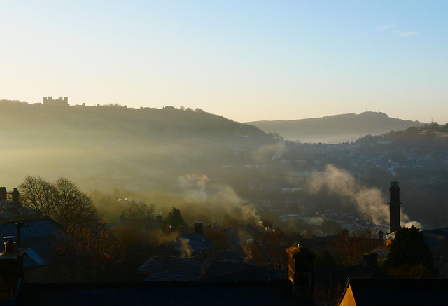Winter morning Matlock