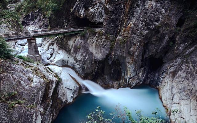 Bridge in Taroko
