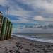Beach Coastline Wooden Pier Ocean by jrpopfan