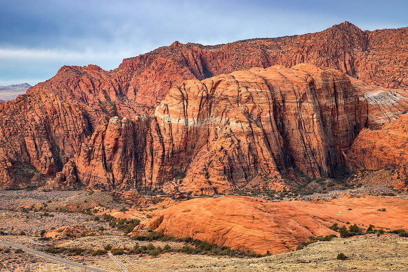 Snow Canyon Cliffs