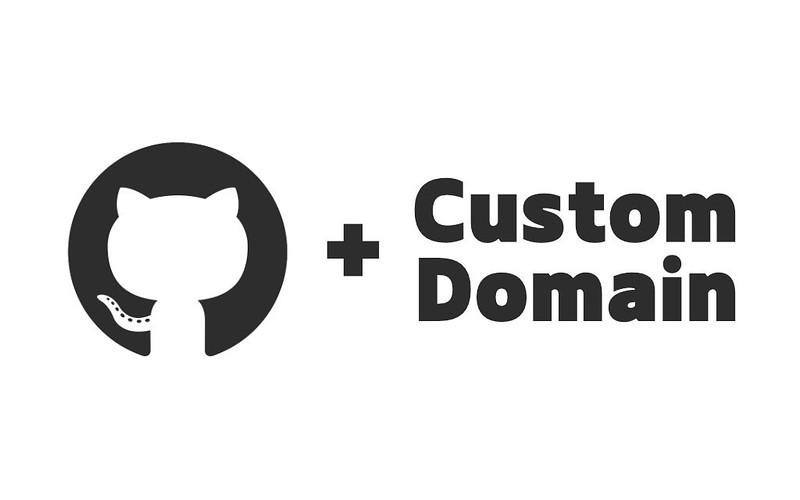GitHub Pages + Custom Domain