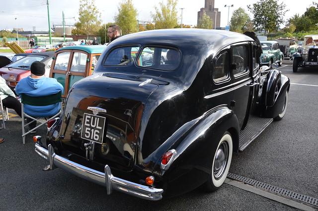 Restored: EUL516 Buick Century Straight 8