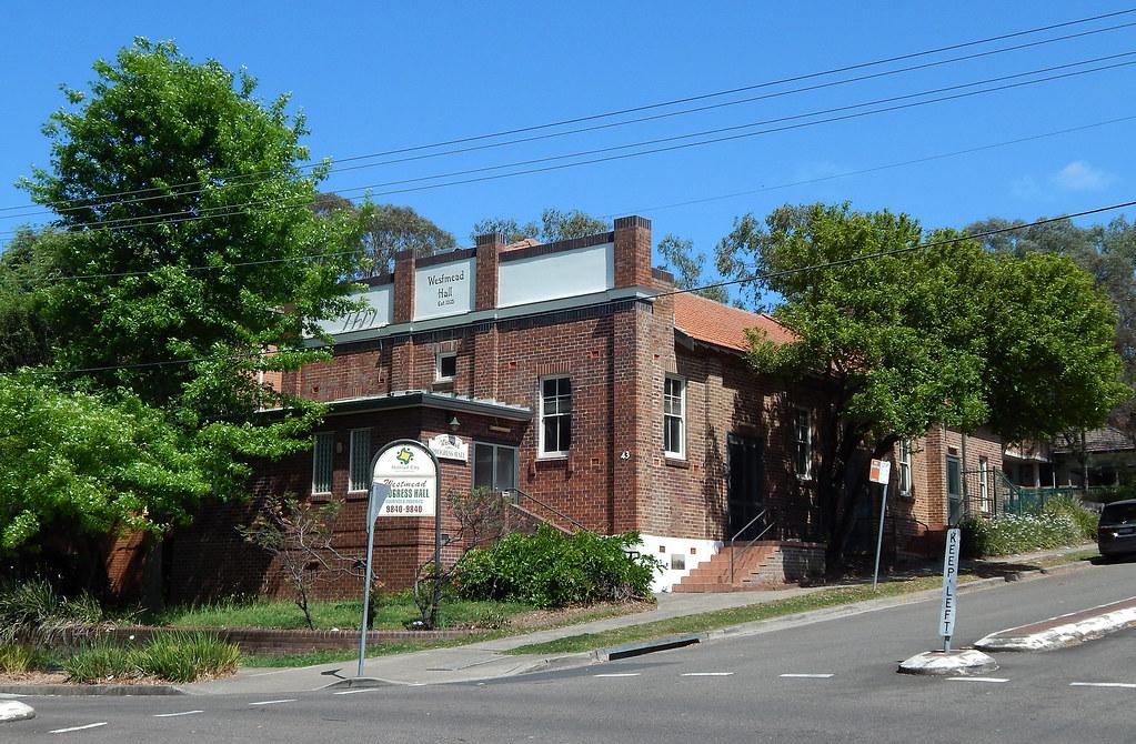Westmead Progress Hall, Westmead, Sydney, NSW.