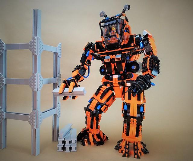 Kroniton Cybernetics I-Beam Bolter