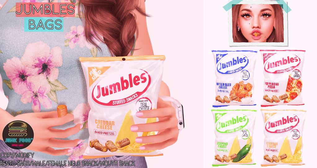 Junk Food – Jumbles Ad